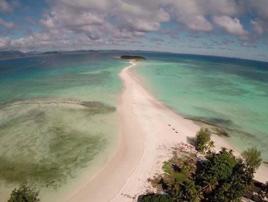 North of Madagascar. Nosy Be, Nosy Iranja and Nosy Tanikely Islands beach vacation banita tour